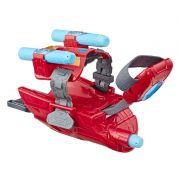 Vingadores Ultimato Iron Man – Homem Ferro Repulsor Mão Lançador Nerf   Hasbro