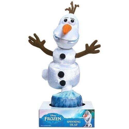Pelúcia Frozen Olaf Gira E Fala Português - 35cm - Multikids  - Doce Diversão