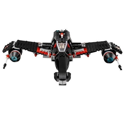 Lego 75018 - Lego Star Wars - Jek-14s Stealth Starfighter  - Doce Diversão