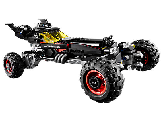 Lego 70905 – Batman o Filme – Batmóvel  - 581pç  - Doce Diversão