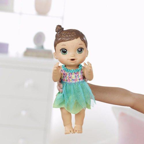 Boneca Baby Alive - Hora da Festa Morena Caneta Magica - Hasbro  - Doce Diversão
