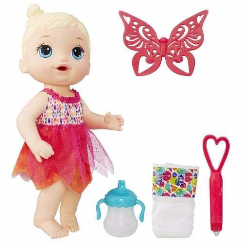 Boneca Baby Alive - Hora da Festa Loira Caneta Magica - Hasbro  - Doce Diversão