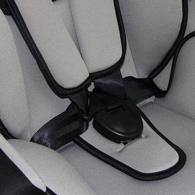 Cadeira Bebê Carro Automovel Cometa  – 9 a 36 Kg – Preto – Baby Style  - Doce Diversão