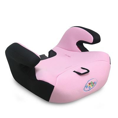 Cadeira Bebê Carro Automovel Cometa  – 9 a 36 Kg – Rosa – Baby Style  - Doce Diversão