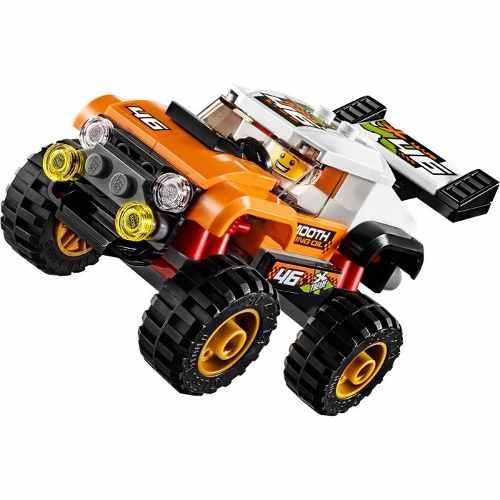 Lego 60146 - City – Caminhão de Acrobacias  - 91 peças  - Doce Diversão