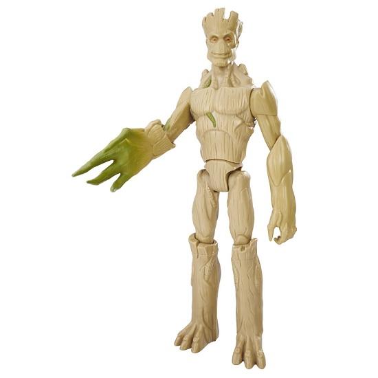 Boneco Guardiões da Galáxia Groot Crescendo  38 cm- Hasbro  - Doce Diversão