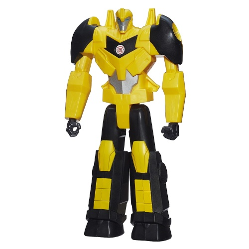 Transformers Indisguise Titan Autobot Bumblebee  30 cm - Hasbro  - Doce Diversão