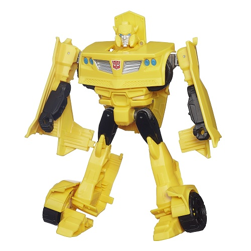 Transformers  Generations Cyber  Bumblebee 17cm - Hasbro  - Doce Diversão