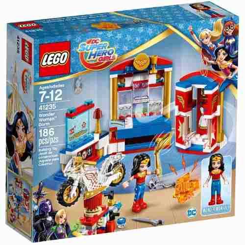 Lego 41235 – Super Girls – Wonder Woman/ Quarto da Mulher Maravilha  - Doce Diversão
