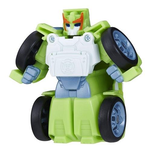 Playskool Transformers Rescue  Flip Racers Medix Paramedico - Hasbro  - Doce Diversão