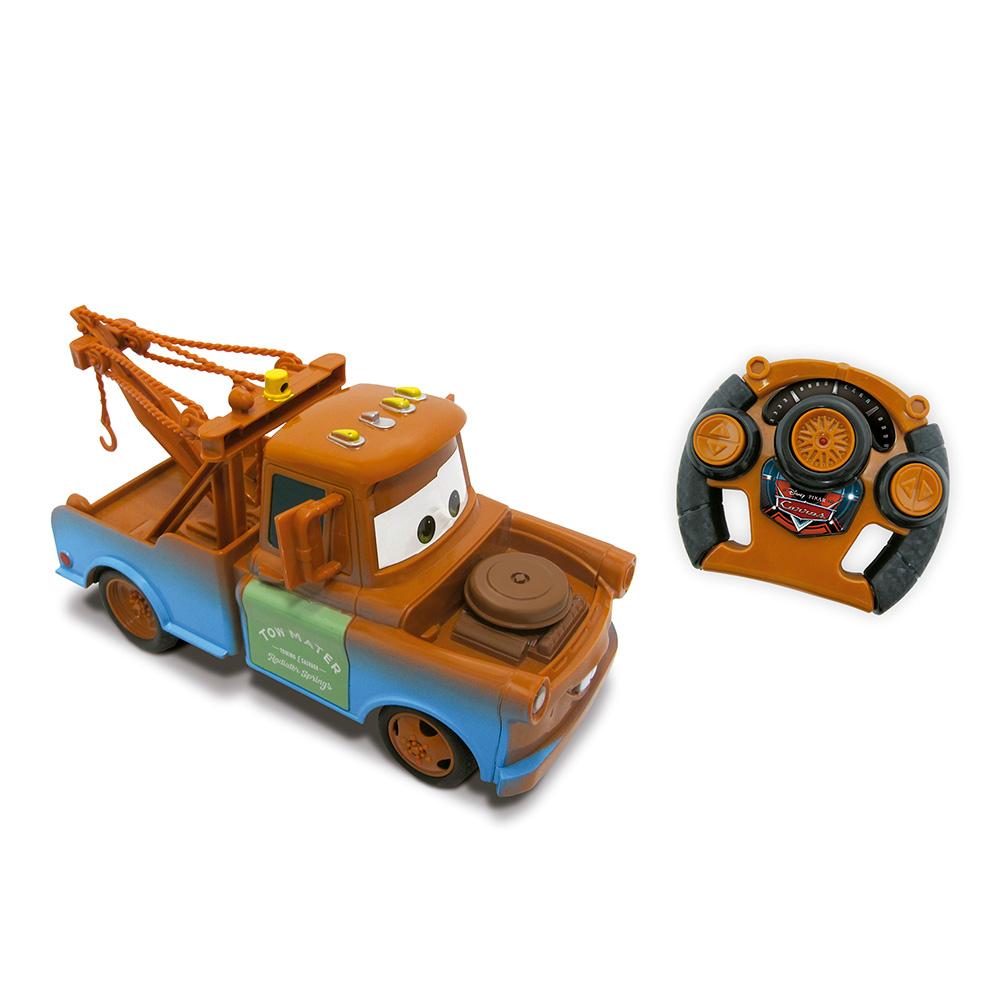 Tow Mater Carros Disney Rádio Controle 3 funções - Toyng  - Doce Diversão