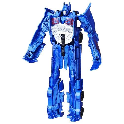 Transformers Filme 5 Changers Optimus Prime 25cm - Hasbro  - Doce Diversão