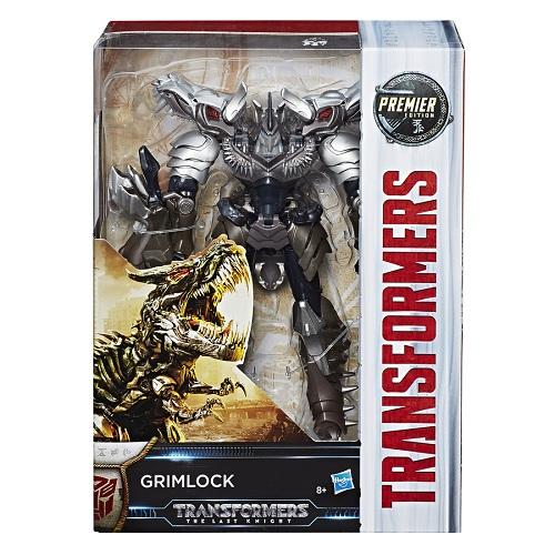 Transformers Filme 5 Voyager Luxo  Grimlock  17 cm  - Hasbro  - Doce Diversão