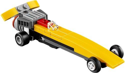 Lego 31060 - Creator  – Ases do Espetáculo Aéreo  3 em 1  - Doce Diversão