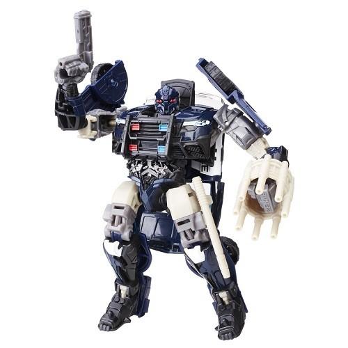 Transformers  Filme 5 Deluxe Barricade  13cm - Hasbro  - Doce Diversão