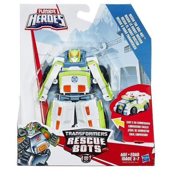 Playskool Transformers Rescue Bots MEDIX 15 cm -  Hasbro  - Doce Diversão