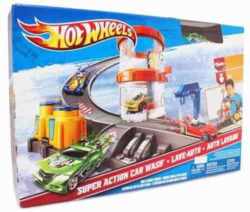 Pista Hot Wheels - Super Lava Rápido – Mattel  - Doce Diversão