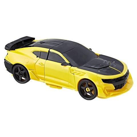 Transformers 5 Armadura de Cavaleiro Turbo Changer Bumblebee Hasbro  - Doce Diversão