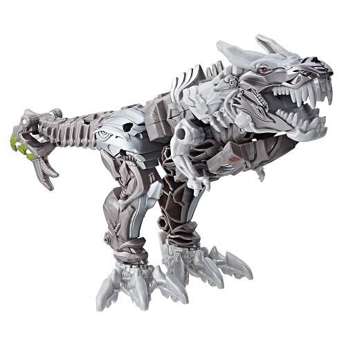 Transformers 5 Armadura de Cavaleiro Turbo Changer Grimlock Hasbro  - Doce Diversão