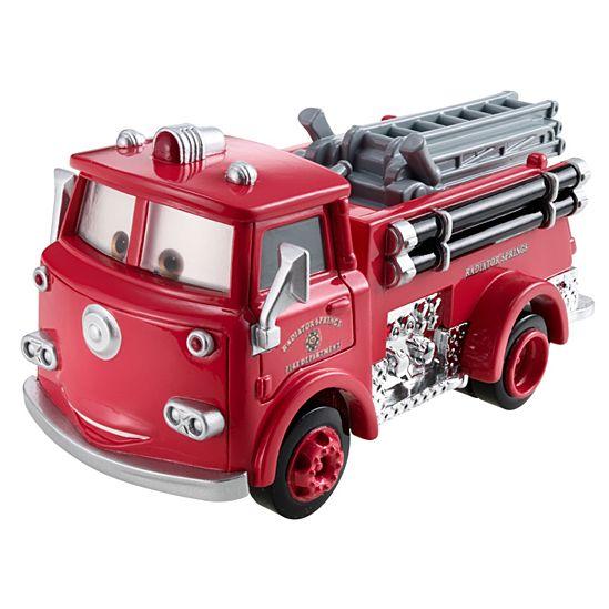 Carros 3 Disney - Die Cast  Com 1 Veículo - Red  – Mattel  - Doce Diversão