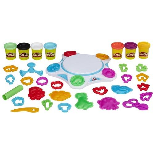 Play Doh Touch Estudio Criativo Com APP – Criações Animadas - Hasbro  - Doce Diversão
