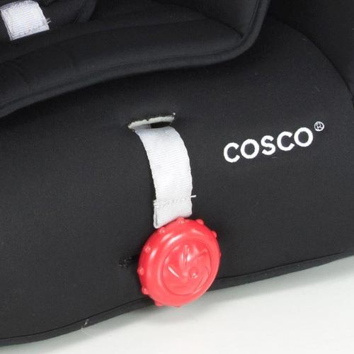Cadeira P/ Automovel Evolve Reclinavel  9 a 36 Kg Preto Cosco  - Doce Diversão