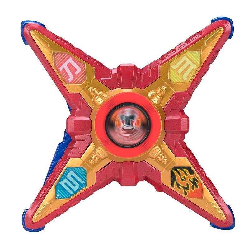Power Rangers Ninja Steel  Morfador Luxo 3 em 1- 50 sons – Sunny  - Doce Diversão