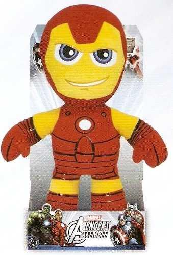 Homem De Ferro No Display 32 Cm Buba Toys  - Doce Diversão
