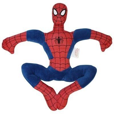 Homem Aranha Com Ventosa Buba Toys  - Doce Diversão