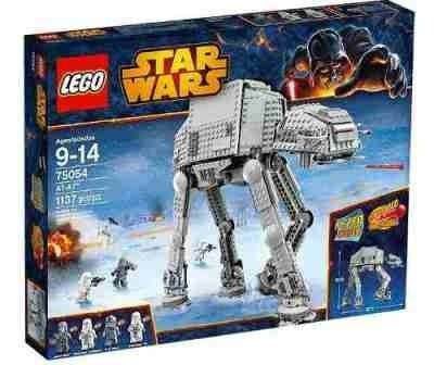 Lego 75054 - Star Wars - At-at - 1137 Peças  - Doce Diversão