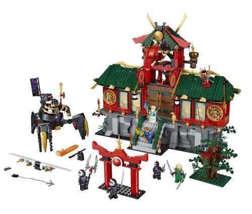 Lego 70728 - Ninjago - Combate Por Ninjago City - 1223 Peças  - Doce Diversão