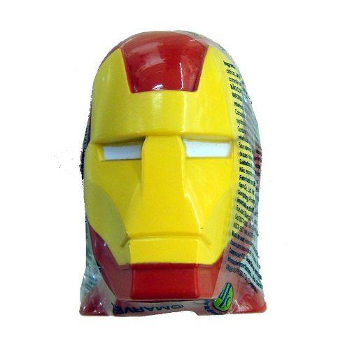 Ovo Surpresa Head Marvel - Vingadores - Dtc C/ 18 Unidades  - Doce Diversão
