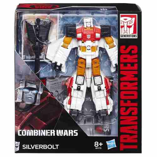 Transformers Generations Combiner Wars - Silverbolt - Hasbro  - Doce Diversão