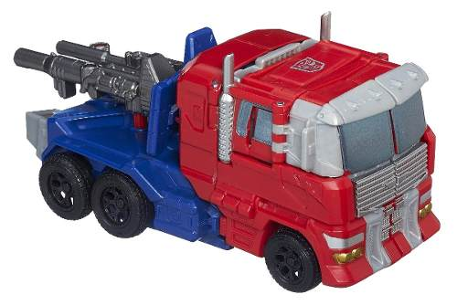 Transformers Combine Wars - Optimus Prime - Hasbro  - Doce Diversão