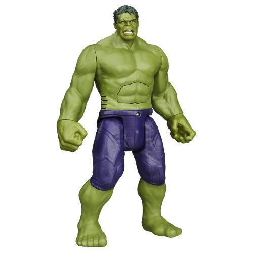 Boneco Eletrônico Hulk C/ Som Vingadores 2 -  Hasbro  - Doce Diversão
