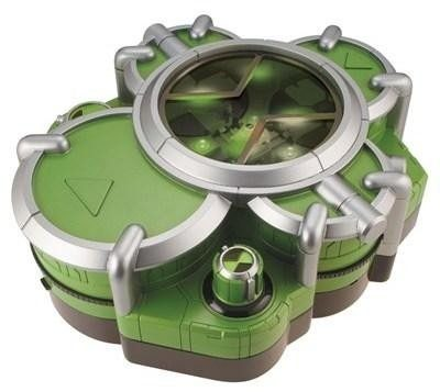 Câmara De Criação Alien Force Omnitrix Ben10 - Sunny  - Doce Diversão