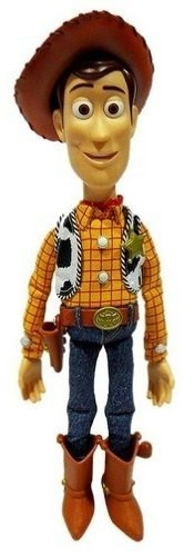 Boneco Woody Toy Story Interativo 45 Frases - Toyng  - Doce Diversão