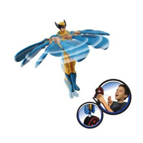 Flying Heroes Wolverine - Dtc  - Doce Diversão