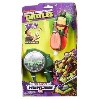 Flying Heroes Tartaruga Ninja Raphael - Dtc  - Doce Diversão