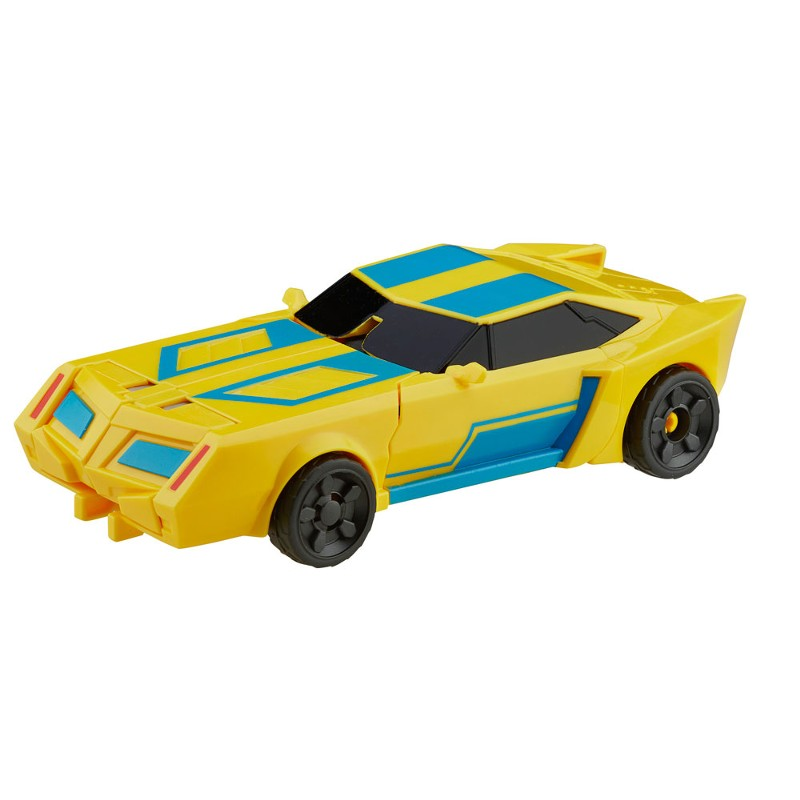Transformers Bumblebee Indisguise Heroes 3 passos - Hasbro  - Doce Diversão
