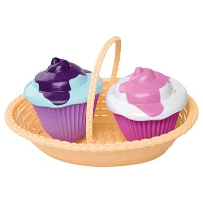 Piquinique Da Cupcake  - Estrela  - Doce Diversão