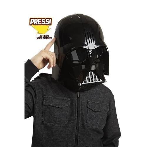 Máscara Eletrônica Darth Vader Muda Voz - Hasbro  - Doce Diversão