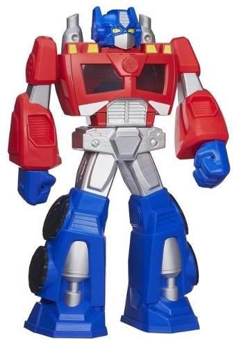 Transformers Rescue Bots Optimus Prime Gigante 57 Cm- Hasbro  - Doce Diversão