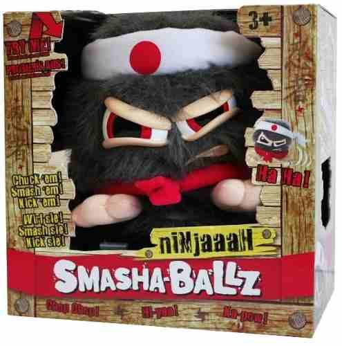 Smasha Ballz Dtc - Ninjaaah  - Doce Diversão