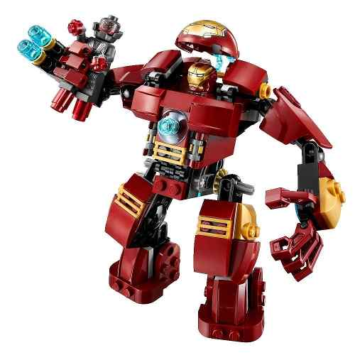 Lego 76031 - Marvel Heroes - Combate De Hulk Buster Iron Man  - Doce Diversão