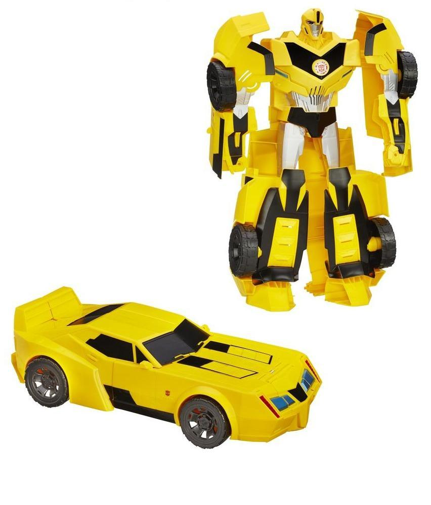 Transformers Bumblebee Indisguise 50 cm - Som e Luz - Hasbro  - Doce Diversão