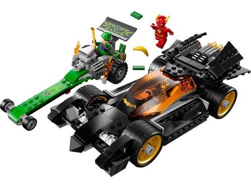 Lego 76012 - Super Heroes - Batman a Perseguição do Riddler  - Doce Diversão