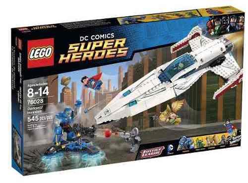 Lego 76028 - Super Heroes - A Invasão de Darkseid  - Doce Diversão