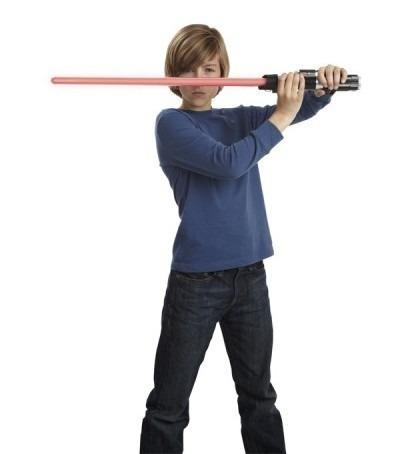 Sabre De Luz 2 Em 1 Anakin To Darth Vader - Hasbro  - Doce Diversão