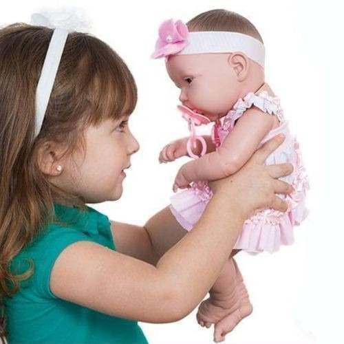 Boneca Baby Ninos – Cotiplás  - Doce Diversão